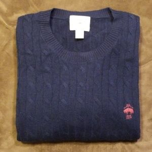 Brooks Brothers Red Fleece Lambswool Sweater